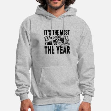 Time For Play Football Shirt - Men's Hoodie