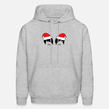 Dan And Phil Christmas Sweater.Dan And Phil Cat Whiskers Christmas Santa Unisex Vintage