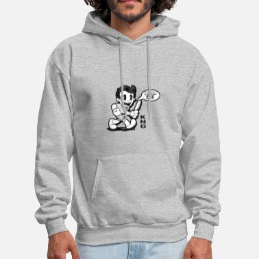 Killian CARTOON OLD - Men's Hoodie