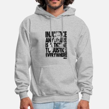 Black History Month Martin Luther King - Men's Hoodie