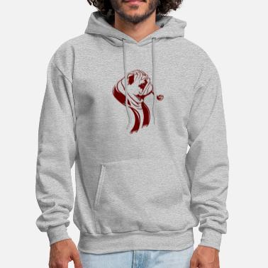 Formal Formal Pug - Men's Hoodie