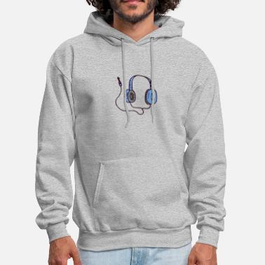 Earphones earphones - Men's Hoodie
