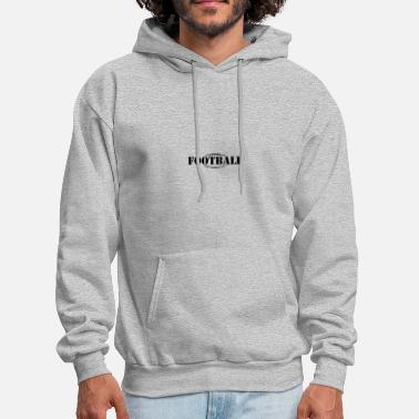 Graphic Football Graphic - Men's Hoodie