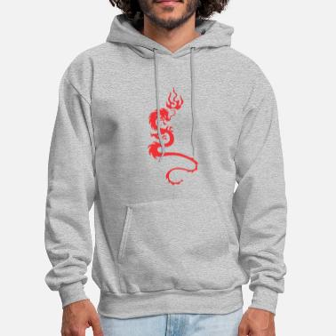 Red Dragon Red dragon - Men's Hoodie