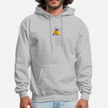 Palm Trees Palm Tree by Sailing Pacific - Men's Hoodie