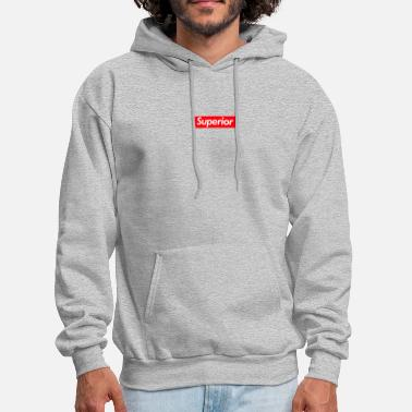Superior Logo Products - Men's Hoodie