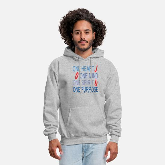 Joy Hoodies & Sweatshirts - JOY - Men's Hoodie heather gray