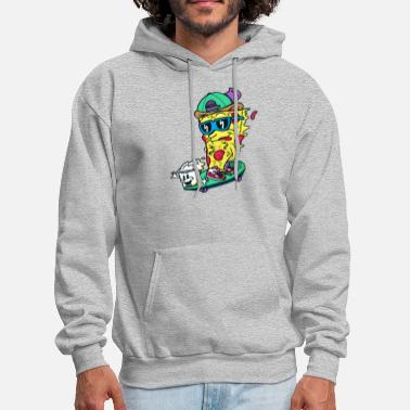 Ranch Pizza and Ranch - Men's Hoodie