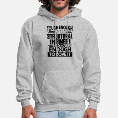 Structure Structural Engineer - Men's Hoodie