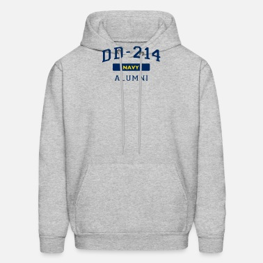 535e3b1dc4b DD 214 U.S. Navy Alumni T Shirt for a Retired Hero Unisex Crewneck ...