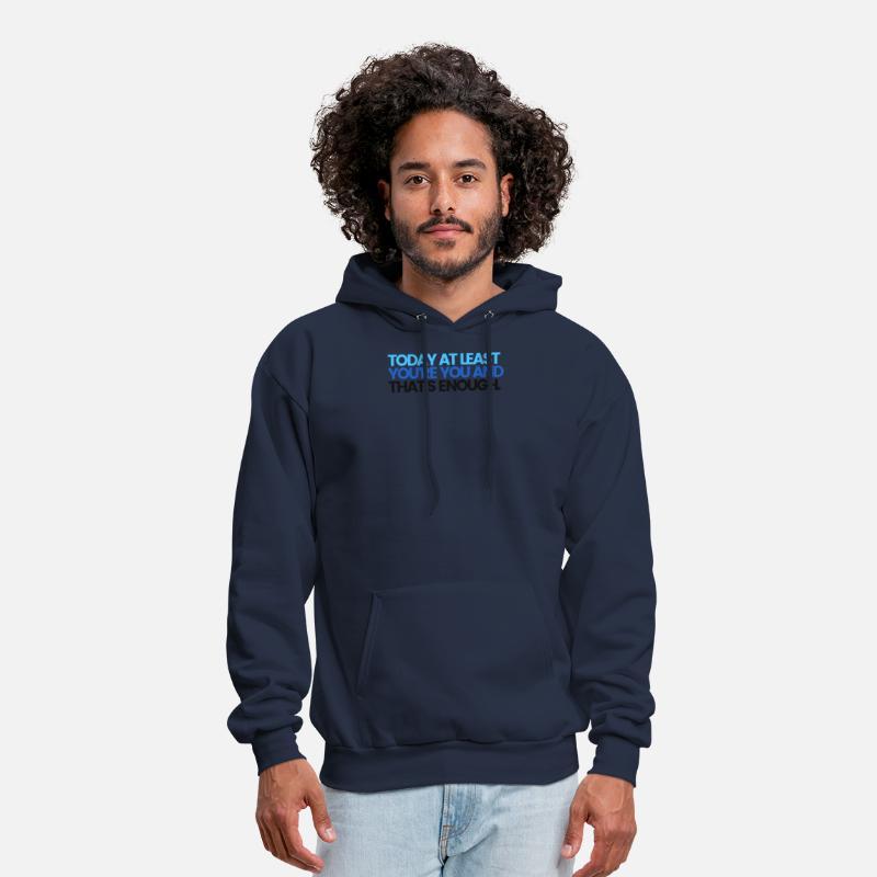 320cd9f33 Dear Evan Hansen - You're You Men's Hoodie   Spreadshirt