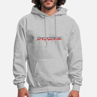 Attention - Men's Hoodie