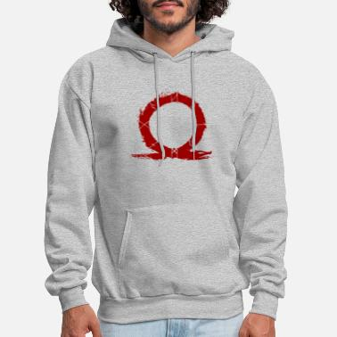 God God of War - Men's Hoodie