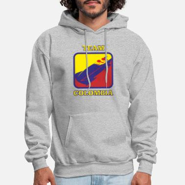 Cool Runnings bob team colombia Cool Runnings - Men's Hoodie