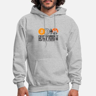 Currency CRYPTO CURRENCY - Men's Hoodie