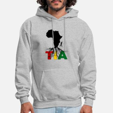 Africa This is Africa - Men's Hoodie