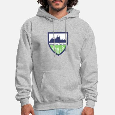 Colourful AWFPBS Crest - Men's Hoodie