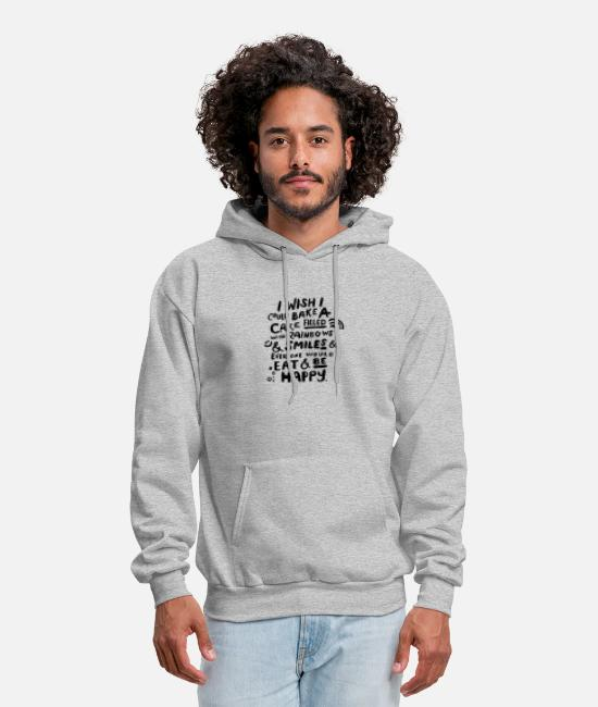 Emotions Humor Hoodies & Sweatshirts - Emotional - Men's Hoodie heather gray