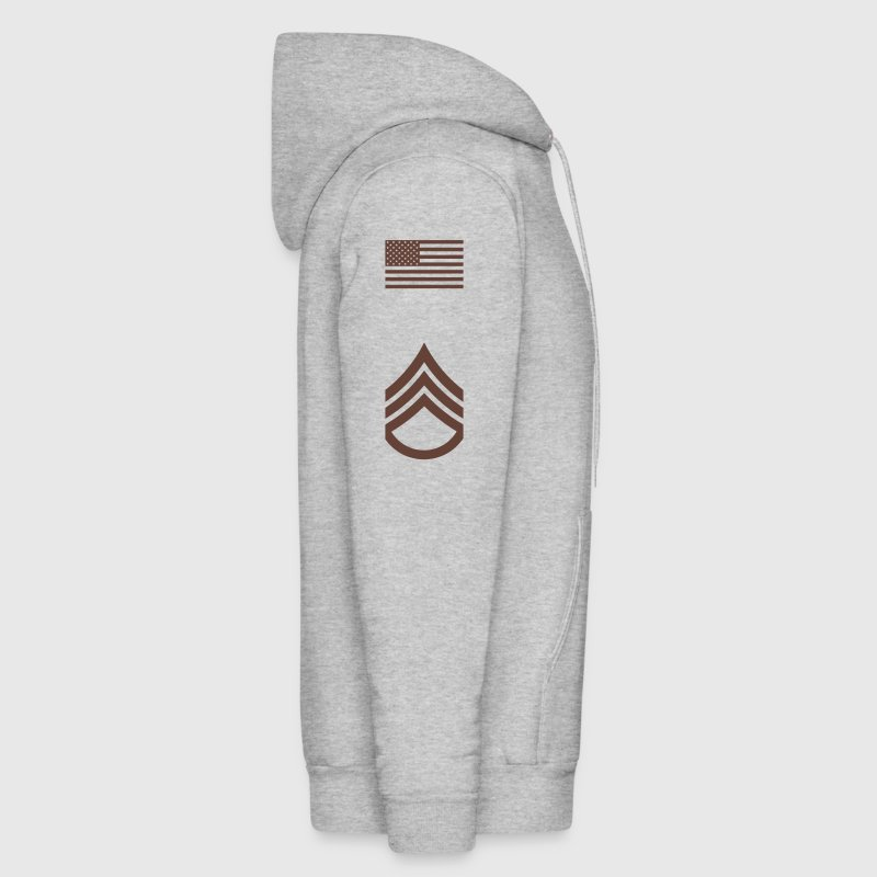 US Army Eagle, Mision Militar ™ - Men's Hoodie