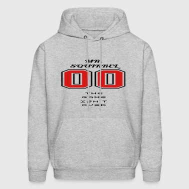 The game isn't over - Men's Hoodie
