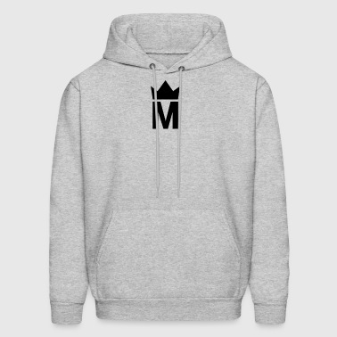 Simple Majesty Logo - Men's Hoodie