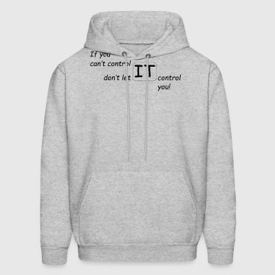 The Control Design Collection - Men's Hoodie