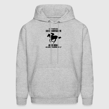 cool and trending Horse riding DESIGNS - Men's Hoodie
