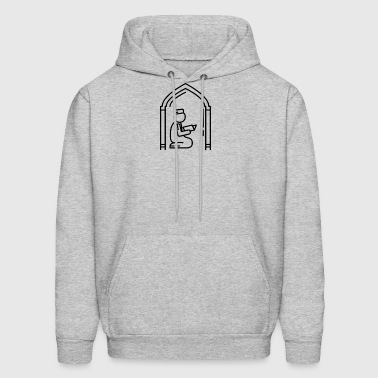 Reciting Quran Tee - Men's Hoodie