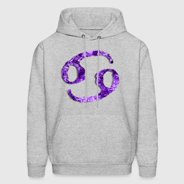 Cancer Astrological Sign [3] Persephone Prdctns - Men's Hoodie