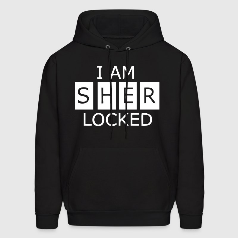 I Am SherLocked - Men's Hoodie