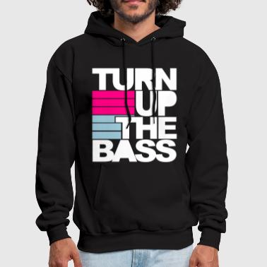 Turn Up The Bass - Men's Hoodie