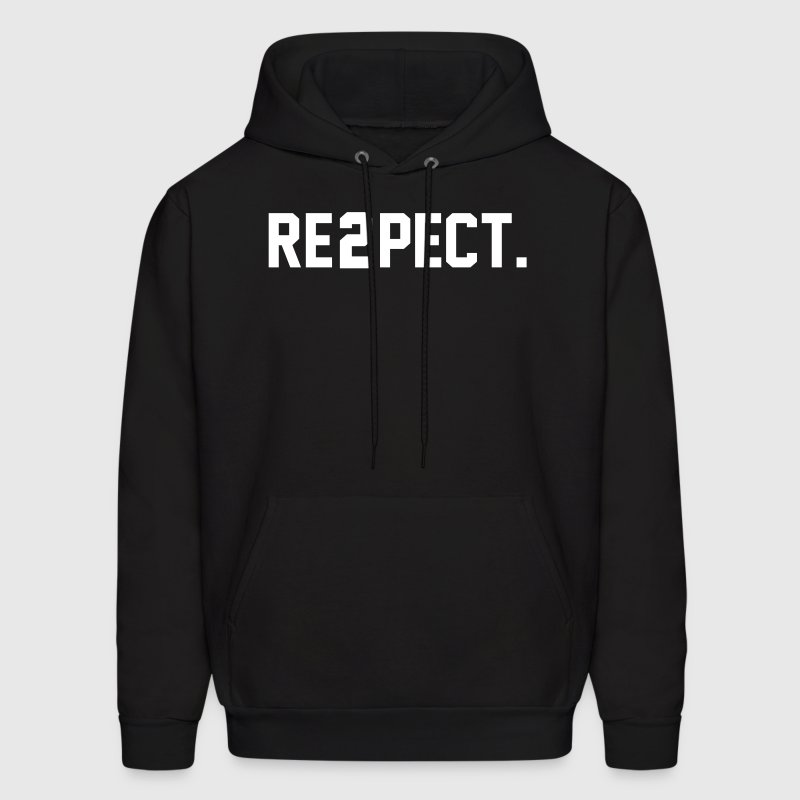 RE2PECT Shirt - Men's Hoodie