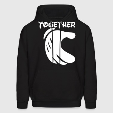 together forever - Men's Hoodie