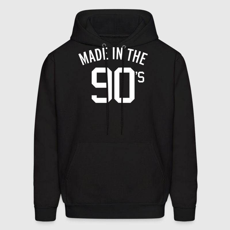 Made In The 90's  - Men's Hoodie