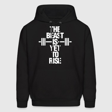 THE BEAST IS YET TO RISE - Men's Hoodie