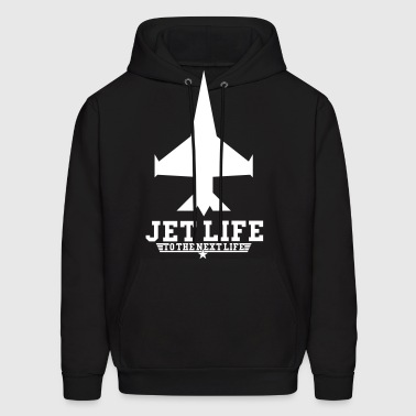 TO THE NEXT LIFE - Men's Hoodie