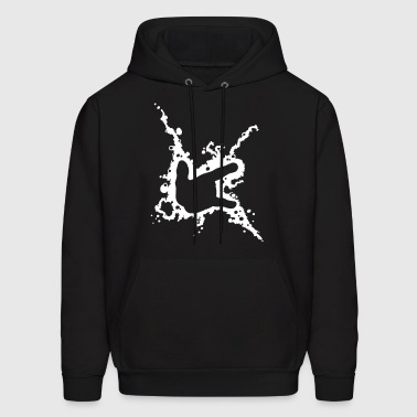 abstractly ILY - Men's Hoodie