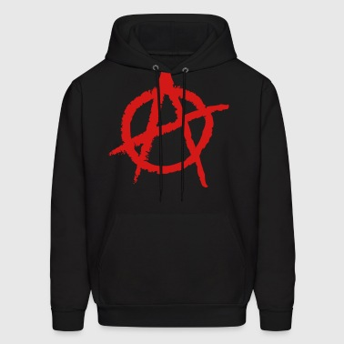Anarchy Shape - Men's Hoodie