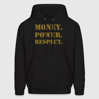 Money Respect - Men's Hoodie