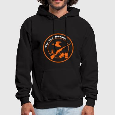 Duck hunting Season - Men's Hoodie
