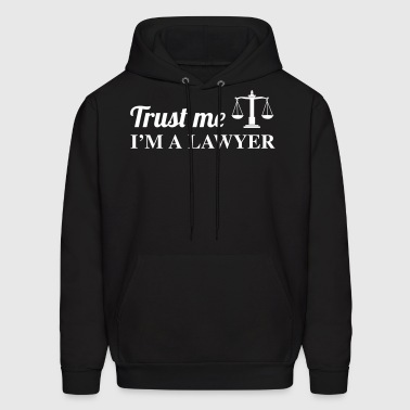 Trust Me, I'm a Lawyer - Men's Hoodie