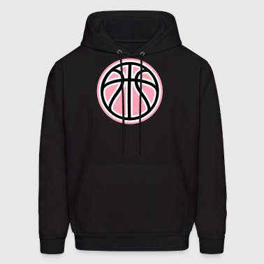 Basketball B-Ball - Men's Hoodie