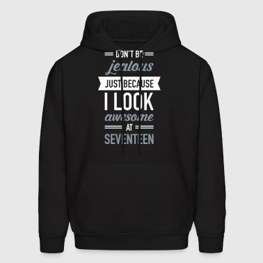 Awesome At Seventeen - Men's Hoodie