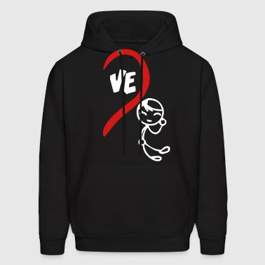 for girl love - Men's Hoodie