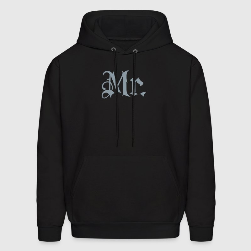 Gladditudes Mr. tattoo style - Men's Hoodie