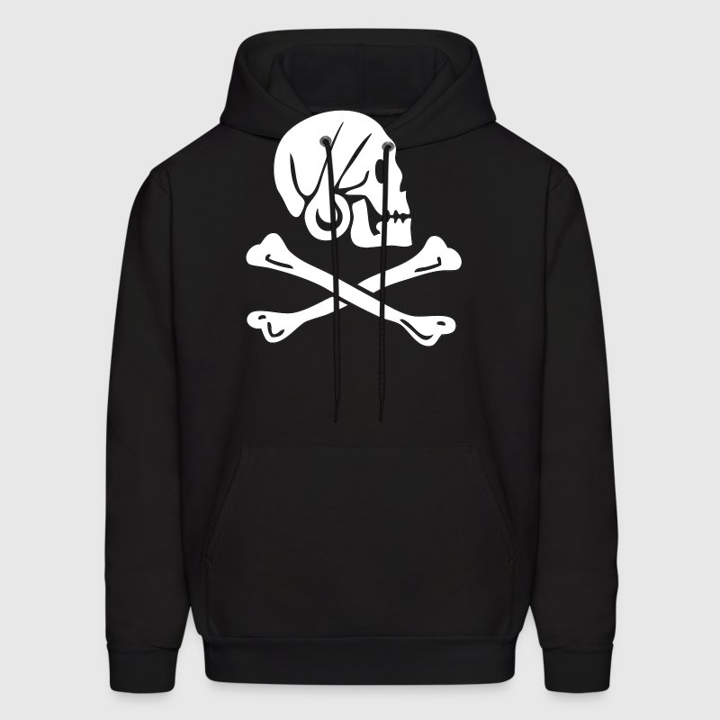 Henry Every Pirate Flag - Men's Hoodie