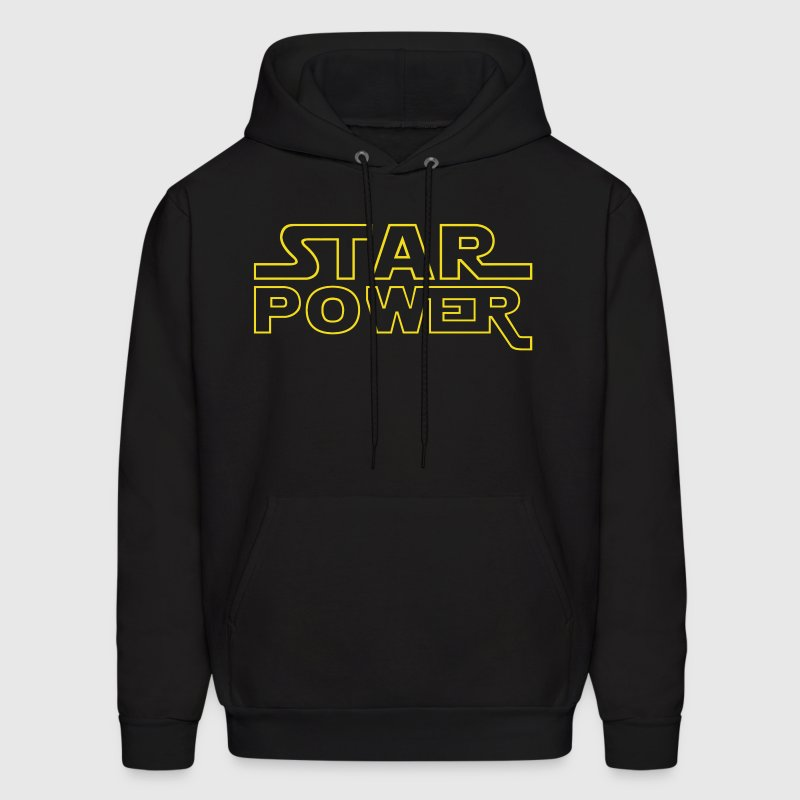 Star Power - Men's Hoodie