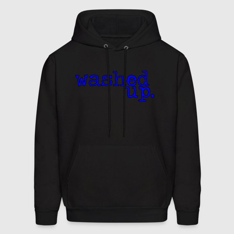 Washed Up. - Men's Hoodie