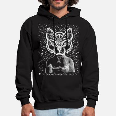Occult Occult Cat - Men's Hoodie