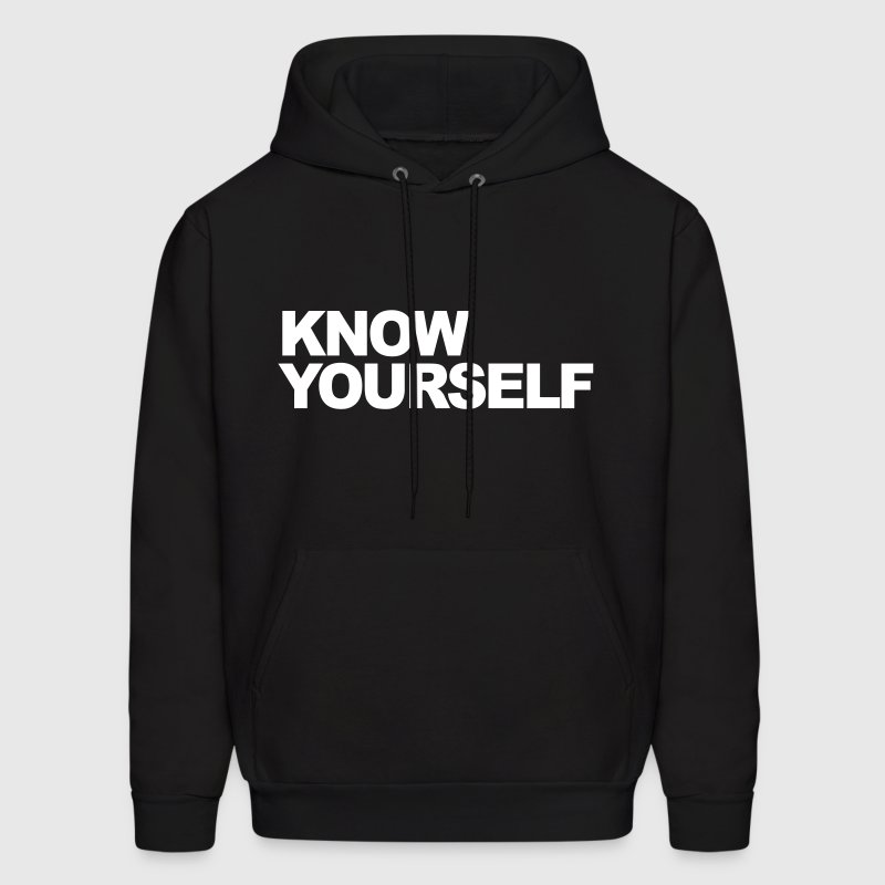 Know Yourself - Men's Hoodie